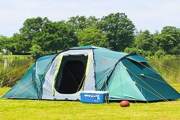 StarDom Blackout Tent at Tangerine Fields