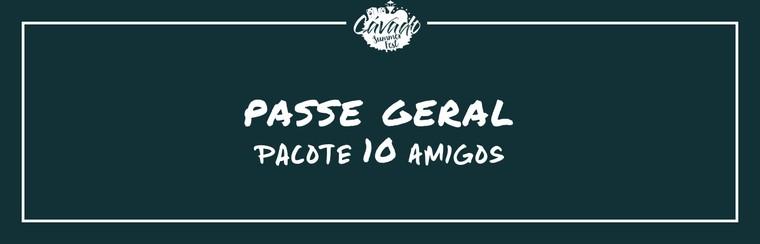 10-Friend Pack - General Pass