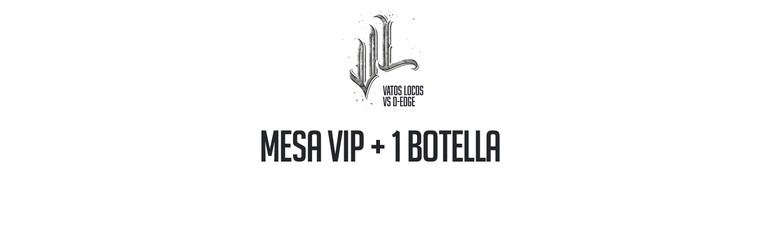 VIP Table with 1 Bottle