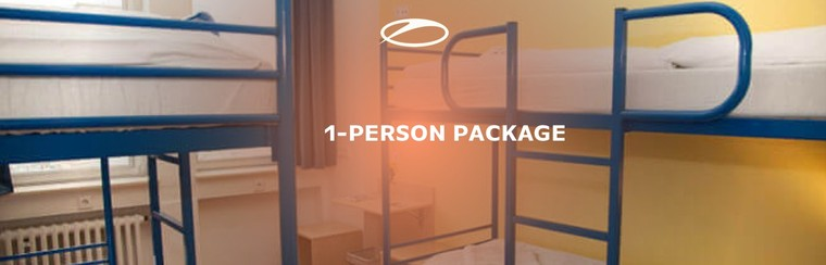 Budget Hostel Package – Dorm Pack General Access (1-Person)