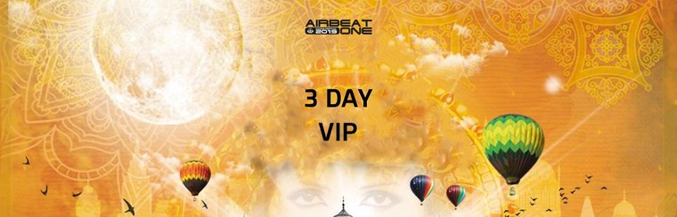 3-Tages-VIP-Ticket - Full Weekend