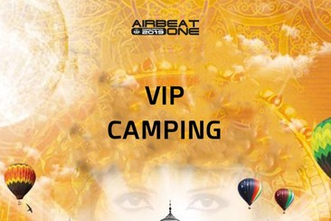 VIP Camping Ticket
