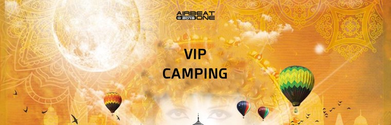 VIP-Camping-Ticket