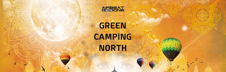 Green Camping Nord-Ticket