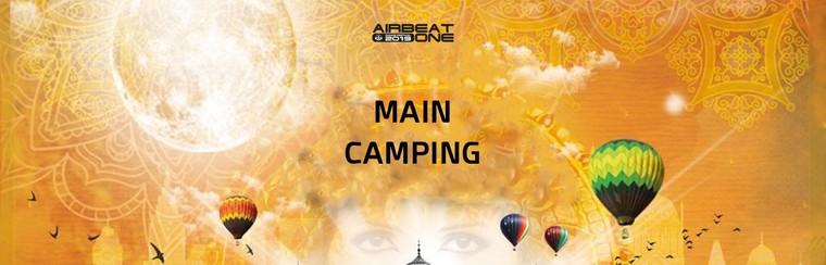Main Camping Ticket
