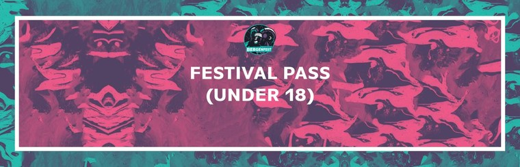 Festival Pass (Under 18 Years Old)