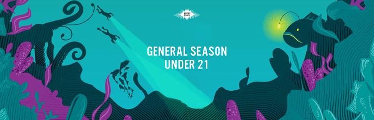 General Season Pass (Under 21)