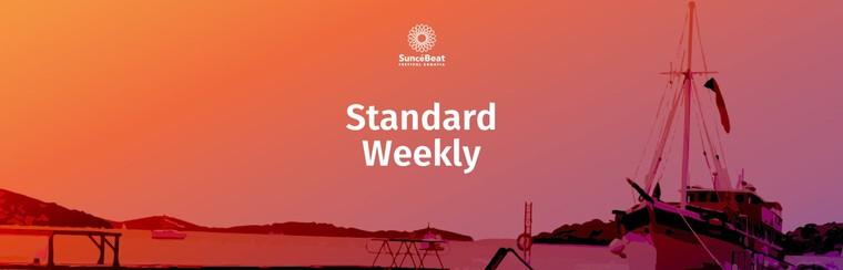 Standard Weekly Ticket
