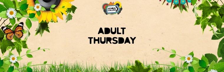 Adult Thursday Ticket