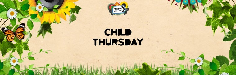Child Thursday Ticket