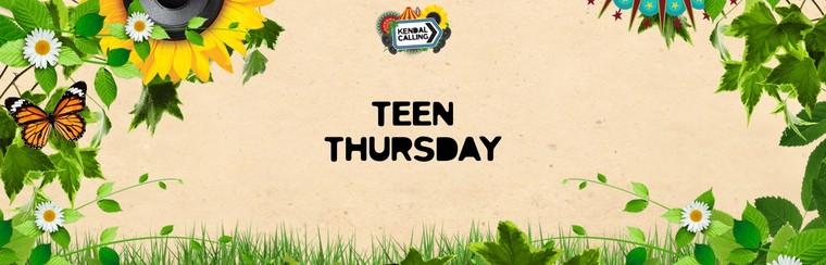 Teen Thursday Ticket