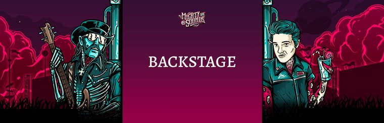 Backstage-Ticket
