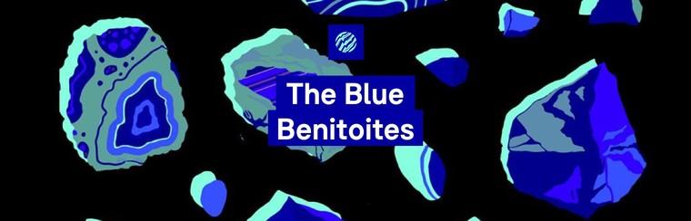 Ticket / The Blue Benitoites