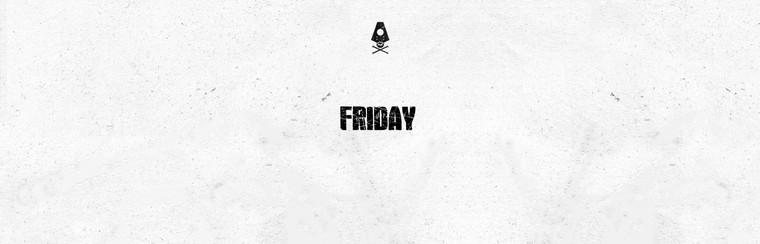 Regular Friday Ticket