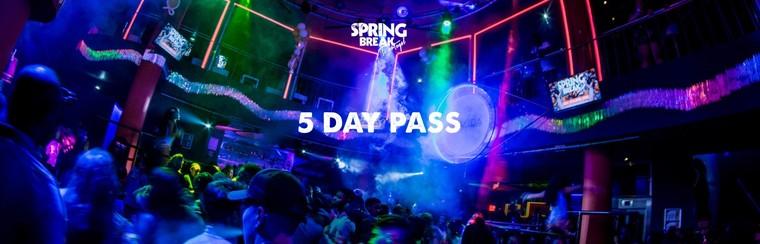 Pass 5 Jours