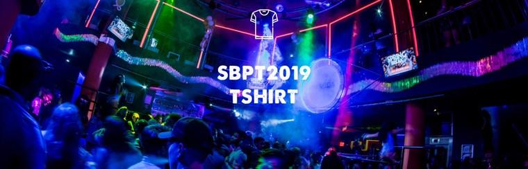 Extras: camiseta SBPT2019