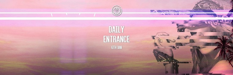Daily General Entrance - 6th January