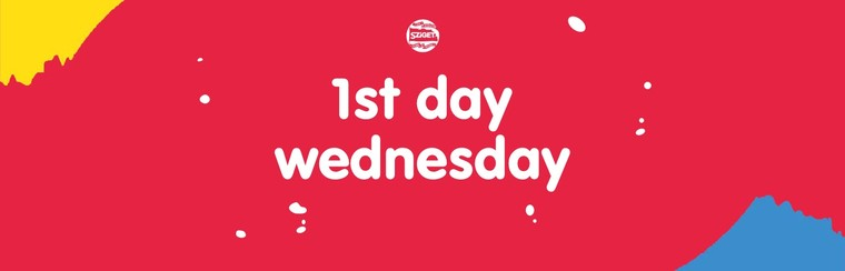 Day 1 - Wednesday (7 August)