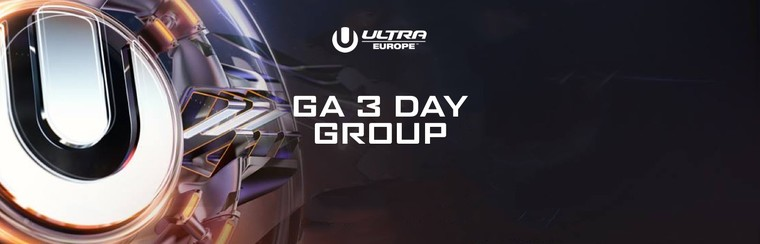 GA Ultra Passport pakket (5 + 1) - 12-14 juli