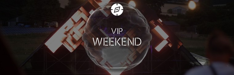 VIP Weekend Pass
