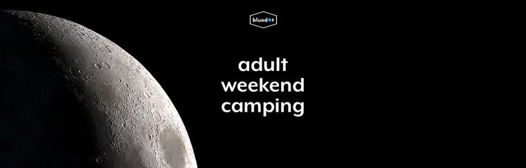 Wochenend-Camping-Ticket für Erwachsene