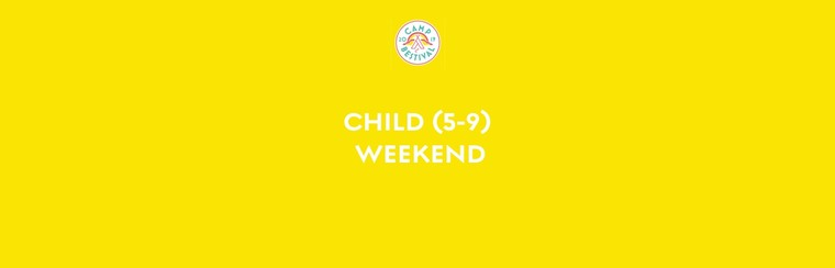 Child Age 5-9 Weekend Ticket