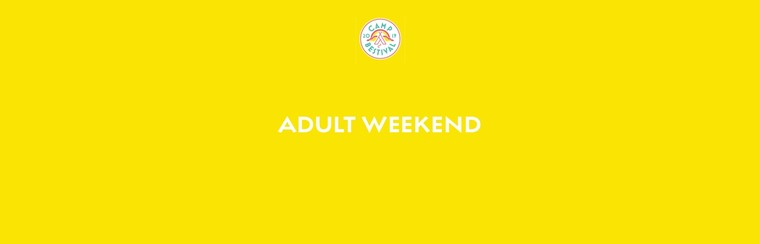 Adult Weekend Ticket