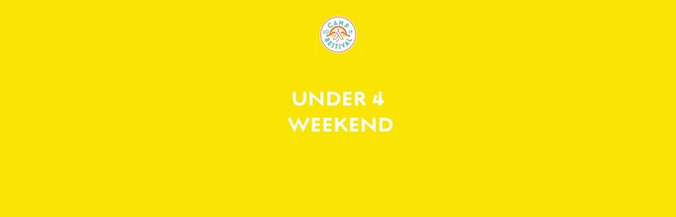 Child Age 4 & Under Weekend Ticket