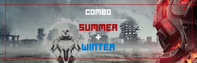 Combo Ticket | Festival Ticket + Winter 2-Day Ticket