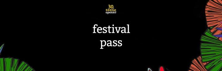 Festival Pass   Thursday - Saturday