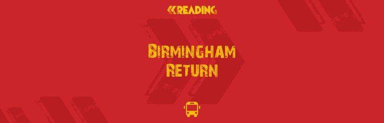 Birmingham Return Coach Travel