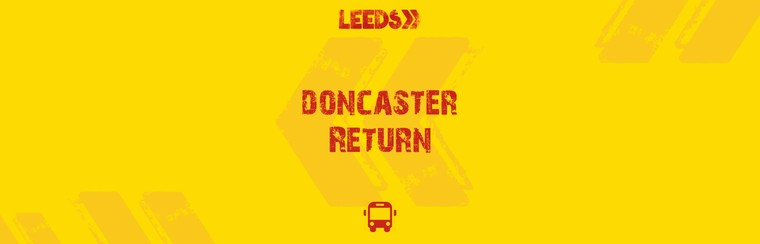 Doncaster Return Coach