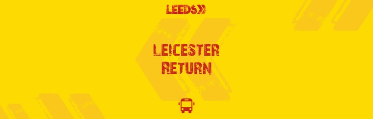 Leicester Return Coach