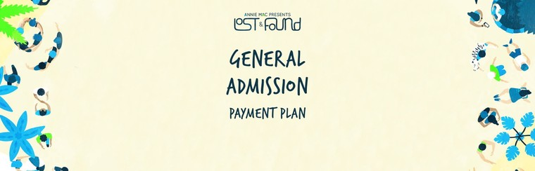 General Admission Ticket | Payment Plan