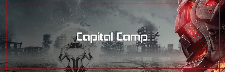 Capital Camp Ticket