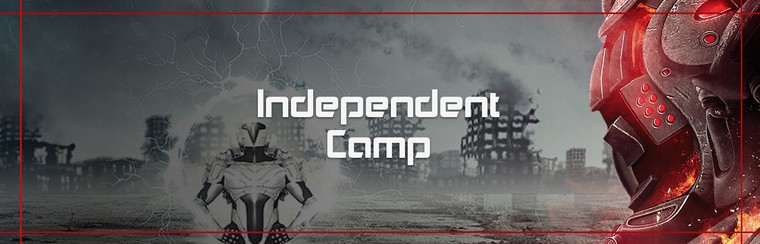 Independent Camp Ticket