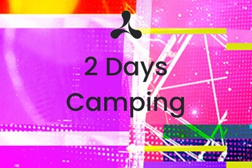 Standard 2 Day Camping Ticket