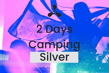 Silver 2 Day Camping Ticket