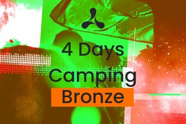 Bronze 4 Day Camping Ticket