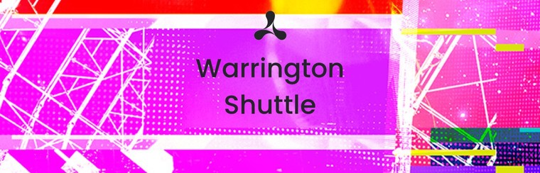 Autocarro Shuttle de Warrington