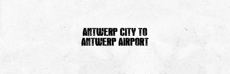 I'Way One-Way Transfer - Antwerp city to Antwerp airport