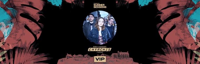 Chvrches | VIP Ticket