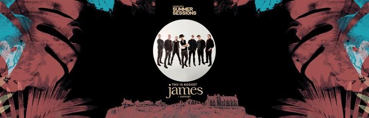 James | GA Ticket
