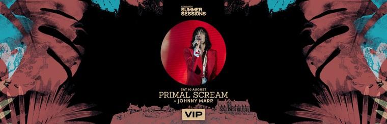 Primal Scream | VIP Ticket