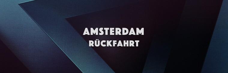 Amsterdam Return Coach Travel