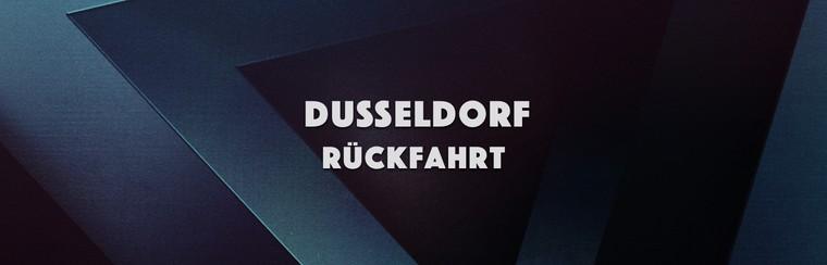 Dusseldorf Return Coach Travel