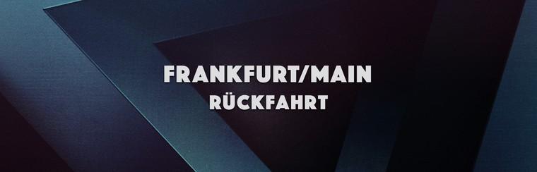 Frankfurt/Main Return Coach Travel