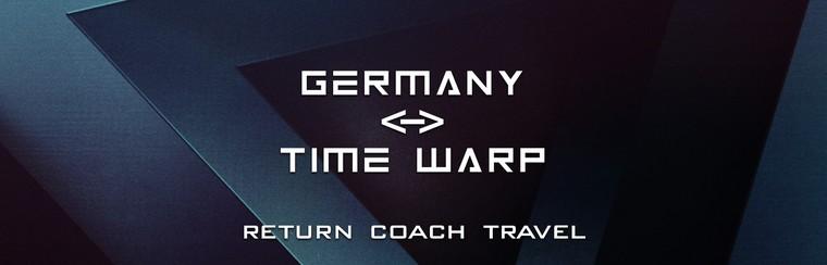 A/R Autocar - Allemagne <-> Time Warp