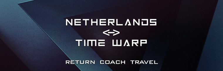 Return Coach Travel | Netherlands <-> Time Warp