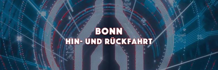 Bonn Return Coach Travel